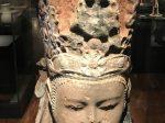 菩薩頭石像-隋唐五代宋元時代-常設展F3-成都博物館