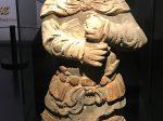 彩釉陶将軍俑5-两漢魏晋南北朝-常設展F2-成都博物館