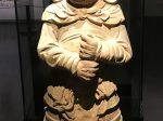 彩釉陶将軍俑7-两漢魏晋南北朝-常設展F2-成都博物館