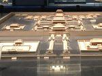 蜀王府模型-两漢魏晋南北朝-常設展F2-成都博物館