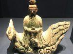 琉璃騎鳳仙人-两漢魏晋南北朝-常設展F2-成都博物館