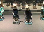 彩釉陶侍從俑-明清時代-常設展F3-成都博物館