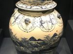 青花山水図磁将軍罐-明清時代-常設展F3-成都博物館