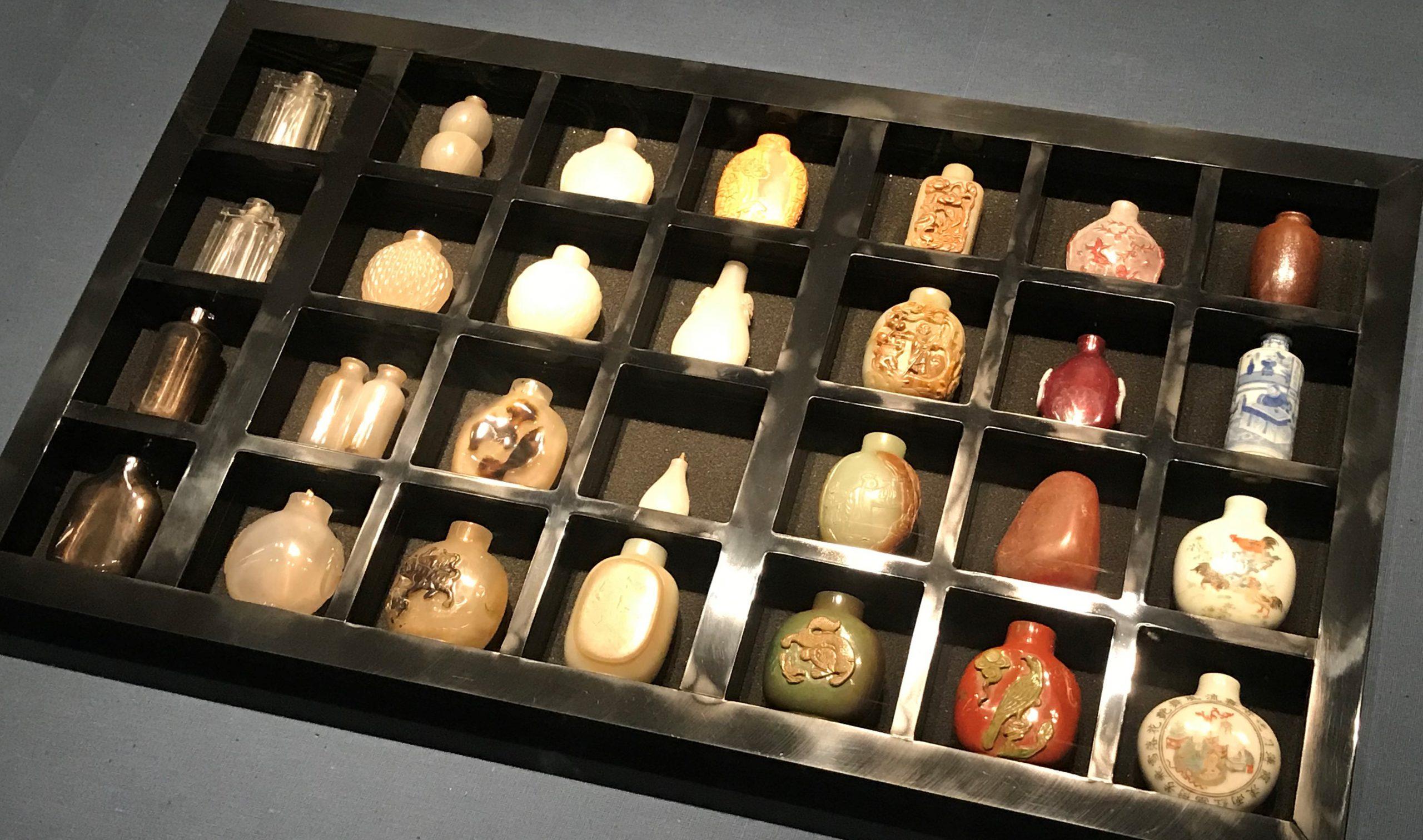 鼻煙壺-明清時代-常設展F3-成都博物館