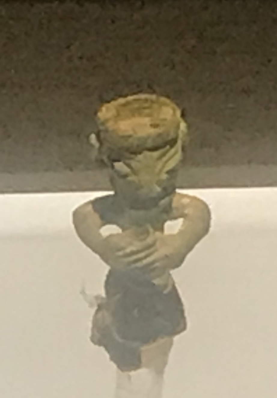 青銅小立人像-青銅器館-三星堆博物館-広漢市-徳陽市-四川省