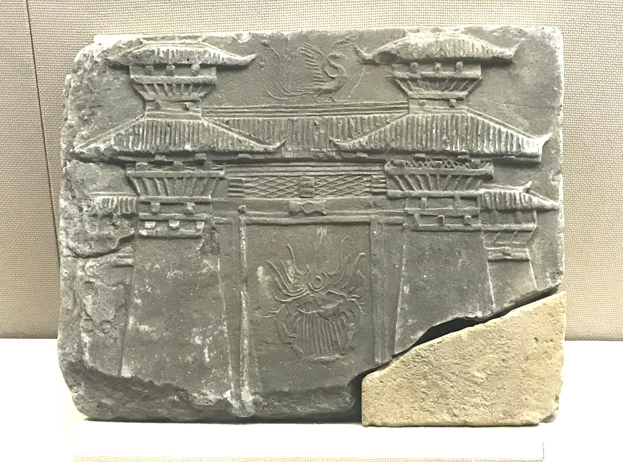 鳳闕-東漢-四川漢代陶石芸術館-四川博物院-成都