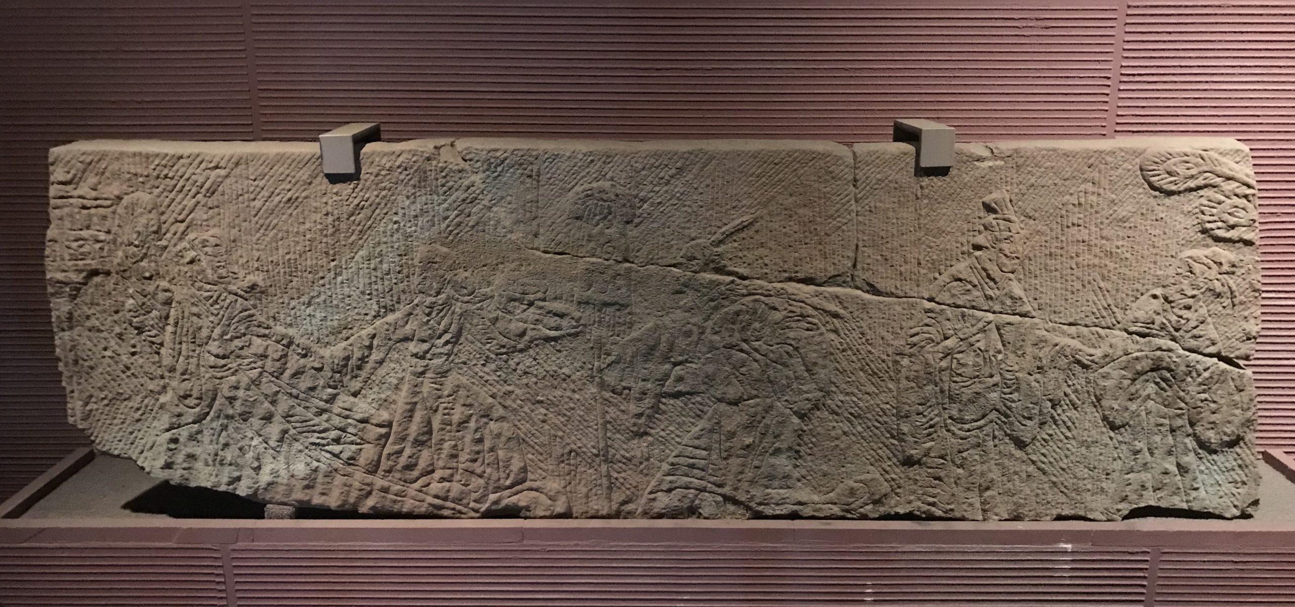五人石函-東漢-新津県宝資山出土-四川漢代陶石芸術館-四川博物院-成都