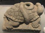 玄武石座-東漢-雅安市河北沙溪点将台出土-四川漢代陶石芸術館-四川博物院-成都