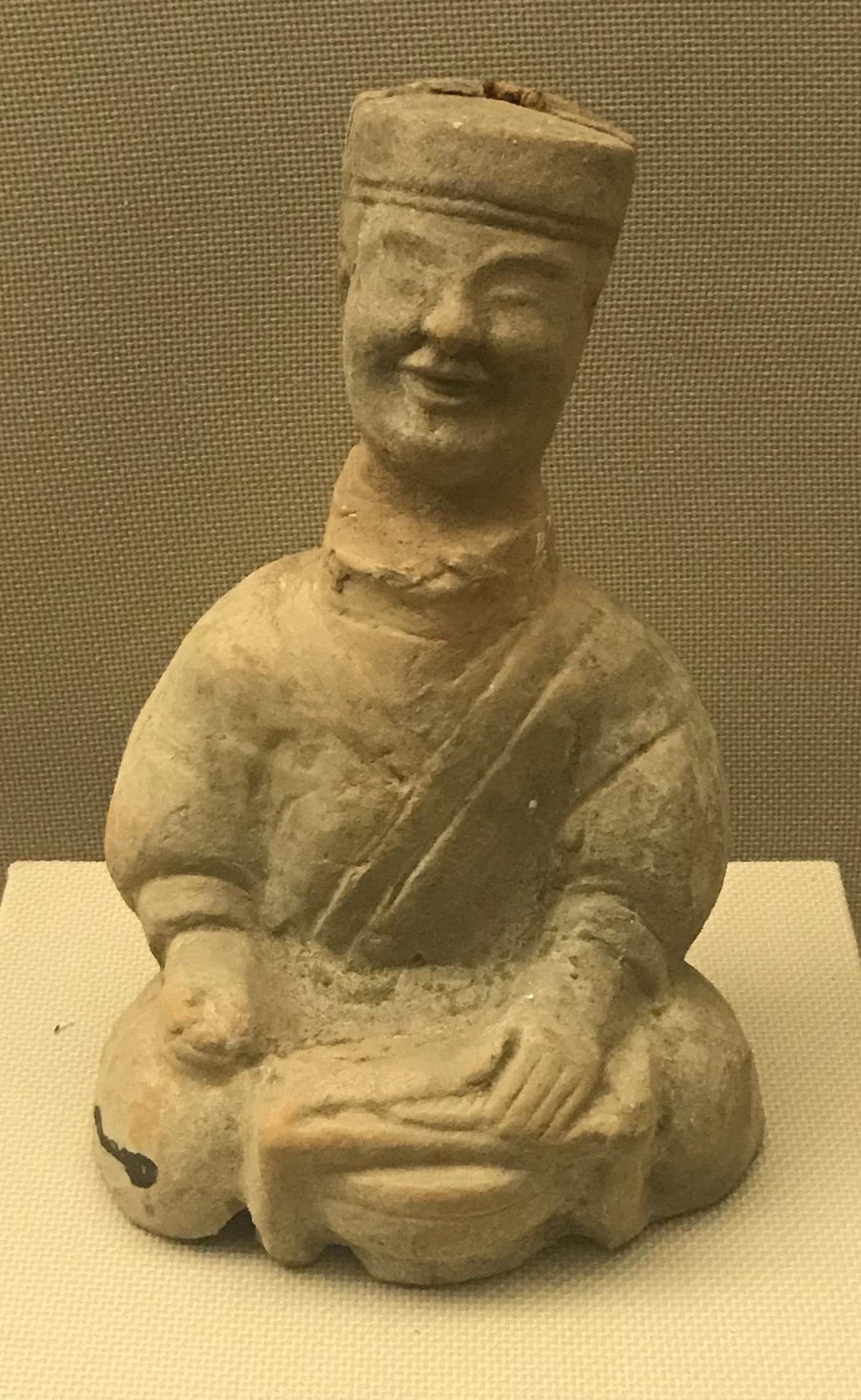 陶厨房俑2-東漢-四川漢代陶石芸術館-四川博物院-成都