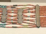 サンゴ衣吊飾り-チベット族衣装-四川民族文物館-四川博物館-成都