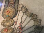 男用腰帯銀飾り-チベット族アクセサリー-四川民族文物館-四川博物館-成都