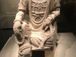 菩薩残像-南宋-天下の大足-大足石刻の発見と継承-金沙遺跡博物館-成都