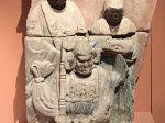 柳本尊信徒像-南宋-天下の大足-大足石刻の発見と継承-金沙遺跡博物館-成都