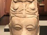 侍女頭像-清時代-天下の大足-大足石刻の発見と継承-金沙遺跡博物館-成都
