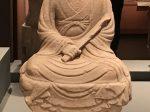 羅漢残像8-北宋-天下の大足-大足石刻の発見と継承-金沙遺跡博物館-成都
