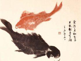 【蘭溪棹歌-唐代・戴叔倫】書画:王英文-南山老人