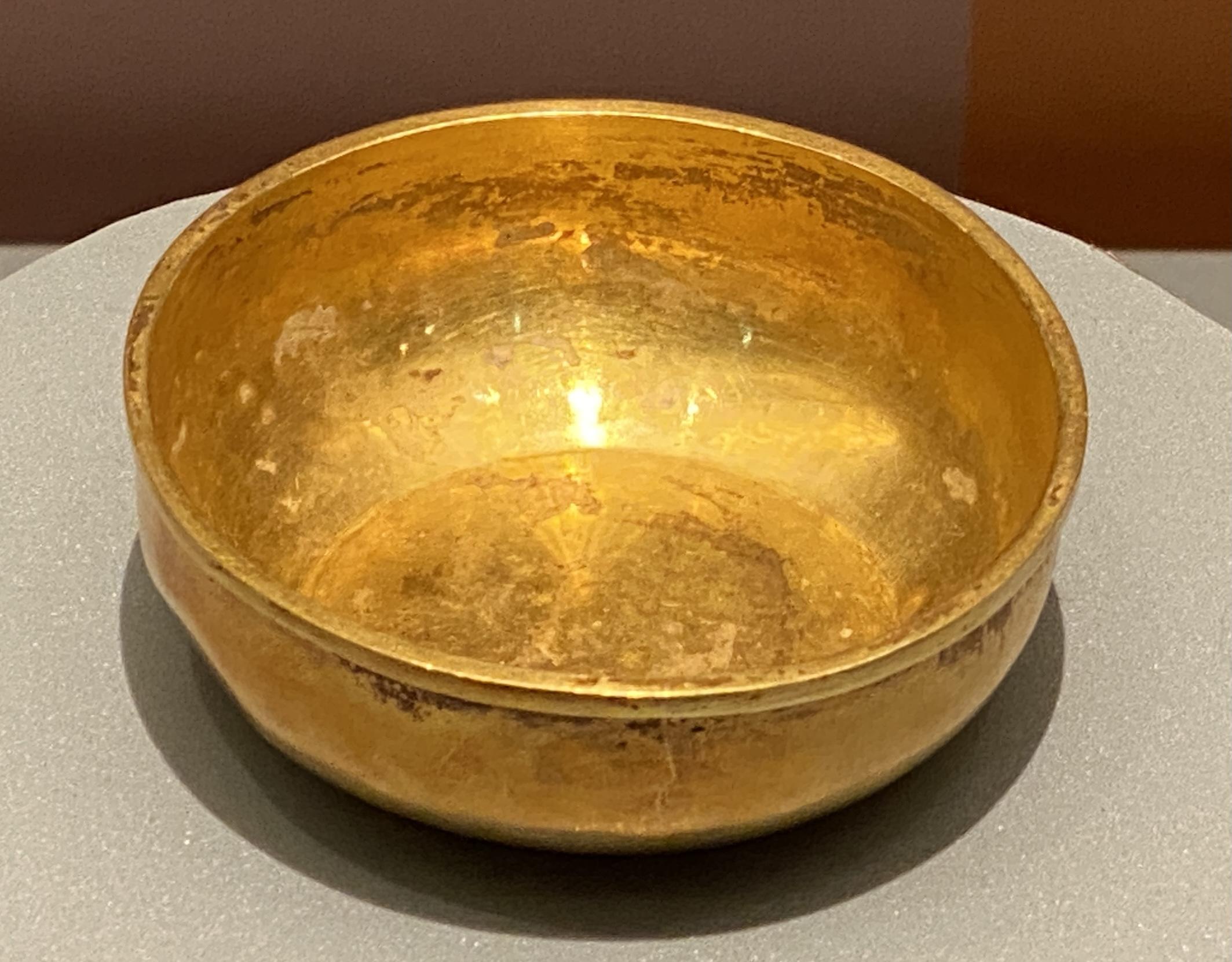 金碗-元時代-特別展【食味人間】四川博物院・中国国家博物館