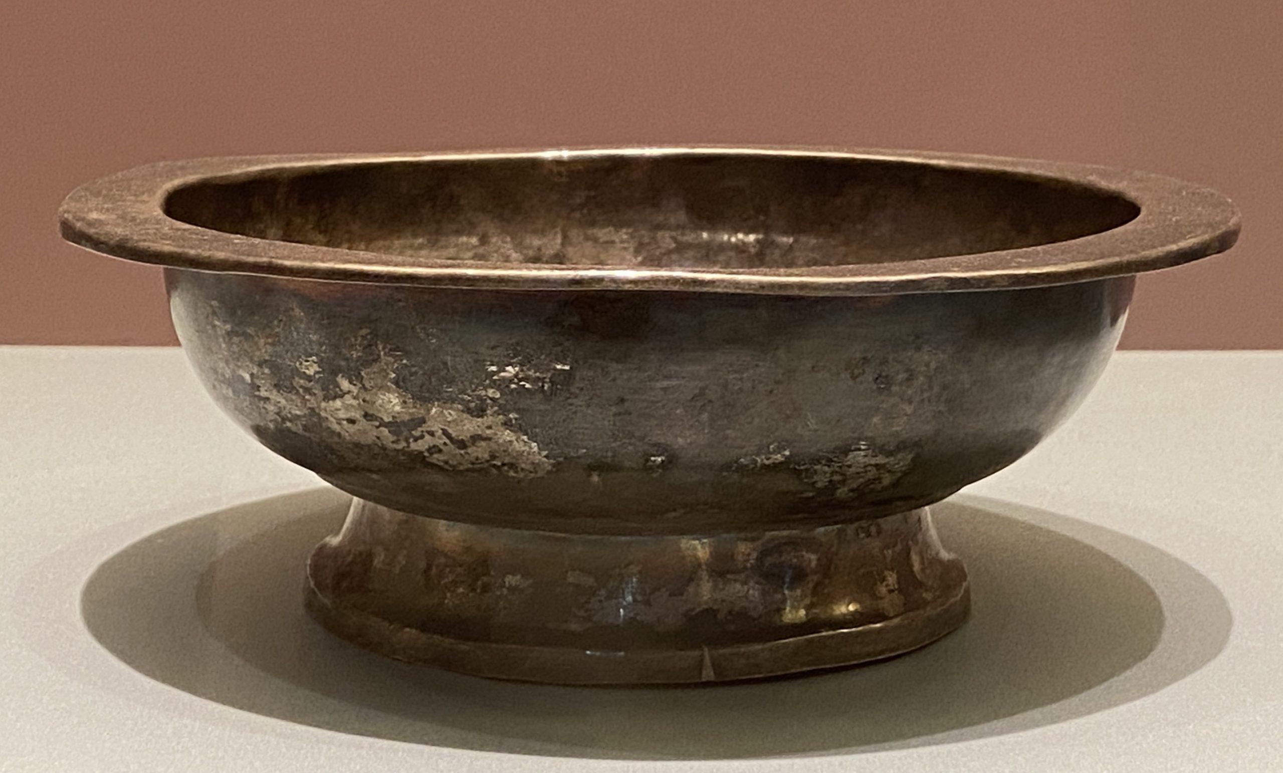 銀碗-元時代-特別展【食味人間】四川博物院・中国国家博物館