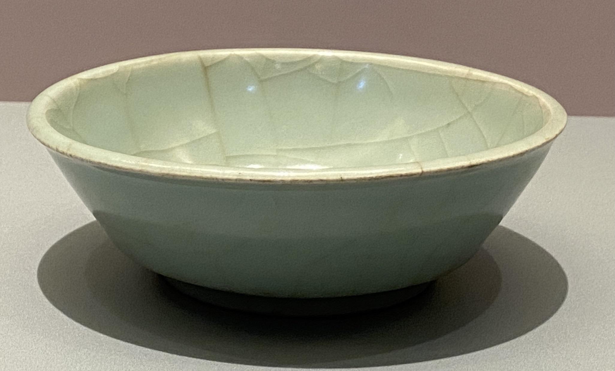 龍泉窯粉青釉碗-宋時代-特別展【食味人間】四川博物院・中国国家博物館