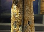 香油瓶と金底座-特別展【山高水長・物象千年-シルクルードの文化と交流】四川博物院-平山郁夫シルクロード美術館