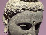 ガンダーラ-仏陀頭像-特別展【山高水長・物象千年-シルクルードの文化と交流】四川博物院-平山郁夫シルクロード美術館