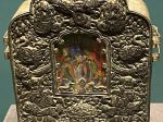 鉄仏龕式彩絵嘎嗚-特別展【七宝玲瓏-ヒマラヤからの芸術珍品】-金沙遺跡博物館-成都