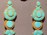 金嵌緑松石頭飾-特別展【七宝玲瓏-ヒマラヤからの芸術珍品】-金沙遺跡博物館-成都