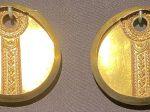 金鏨花圓形耳飾-特別展【七宝玲瓏-ヒマラヤからの芸術珍品】-金沙遺跡博物館-成都