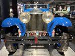 1932ロールス・ロイス・シルヴァーゴースト-1932 roolls-royce Silver Ghost-常設展-三和老爺車博物館-成都市-四川省