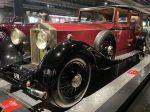 1929ロールスロイスファントムⅡ-1929 roolls-royce PhantomⅢ-常設展-三和老爺車博物館-成都市-四川省