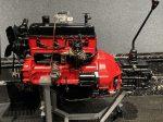 北内492エンジン-常設展-三和老爺車博物館-成都市-四川省