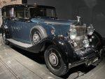 1939 ロールスロイスレイス-1939 Rolls-Royce Wraith-常設展-三和老爺車博物館-成都市-四川省