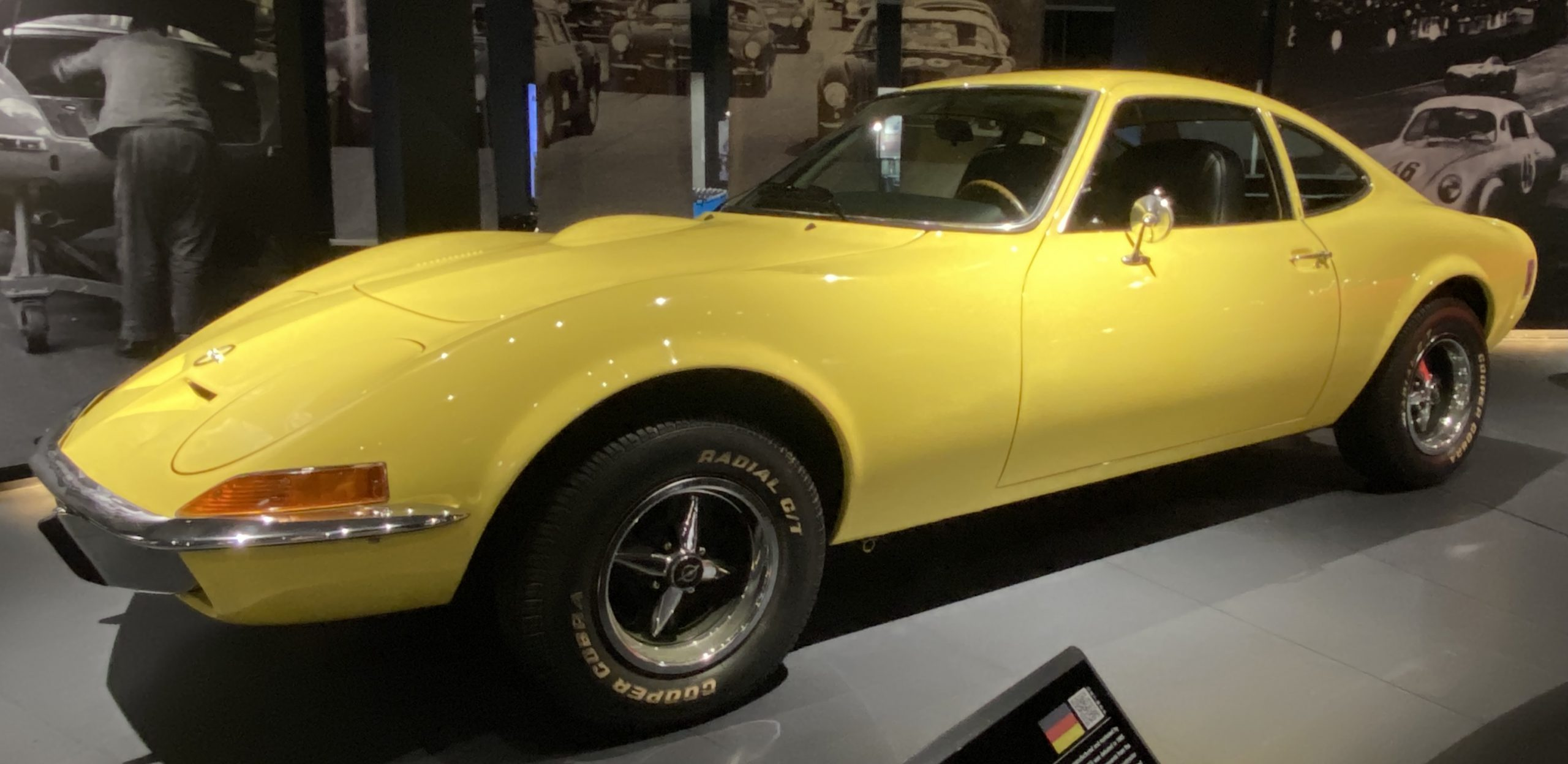 1972オペルGT-1972 Opel GT-常設展-三和老爺車博物館-成都市-四川省