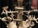 彩絵百花灯-【列備五都-秦漢時代の中国都市】-成都博物館-四川成都