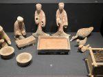 陶俑-【列備五都-秦漢時代の中国都市】-成都博物館-四川成都