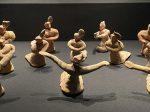 舞踊陶俑-【列備五都-秦漢時代の中国都市】-成都博物館-四川成都