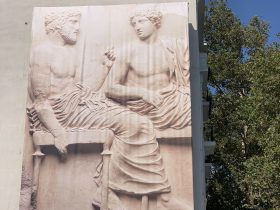 アクロポリス博物館( Acropolis Museum)-アテネ-ギリシャ-撮影:劉雲昊2019.9.9